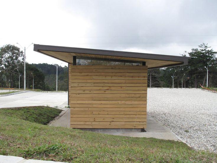Galería de Mobiliario Urbano para el Parque Arvi / Escala Urbana Arquitectura - 7