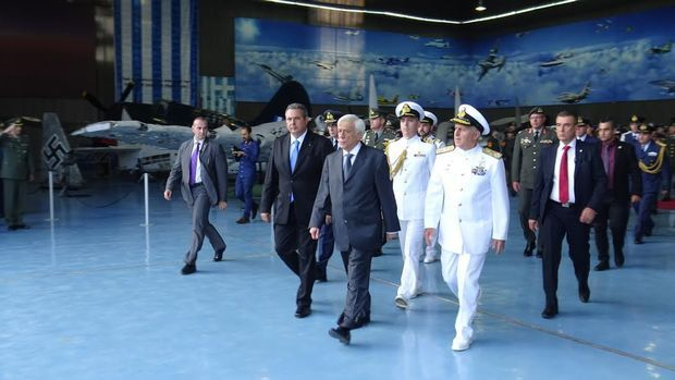 Παυλόπουλος προς ΕΕ - Τουρκία για Κύπρο και Λωζάνη - News247.gr