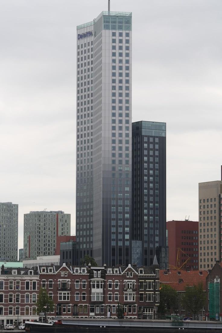 Oud en nieuw Rotterdam
