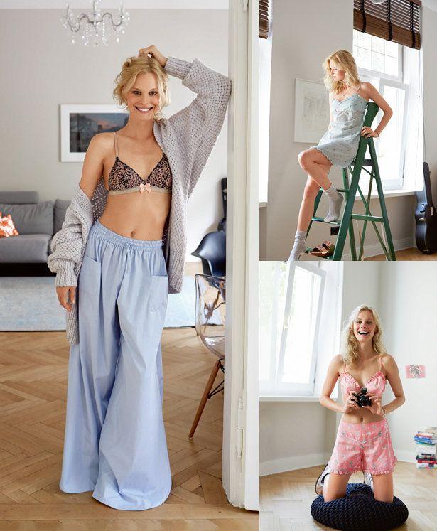 Breakfast in Bed: 8 Loungewear and Lingerie Patterns