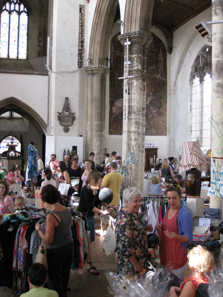 Vintage at the Lanes Fayre