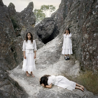 Polixeni Papapetrou from Haunted Country