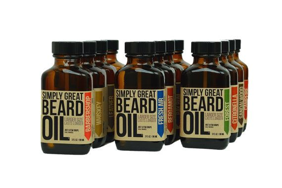 Beard Oil FOREST Scented Beard Oil For Men Formulated by BeardOil