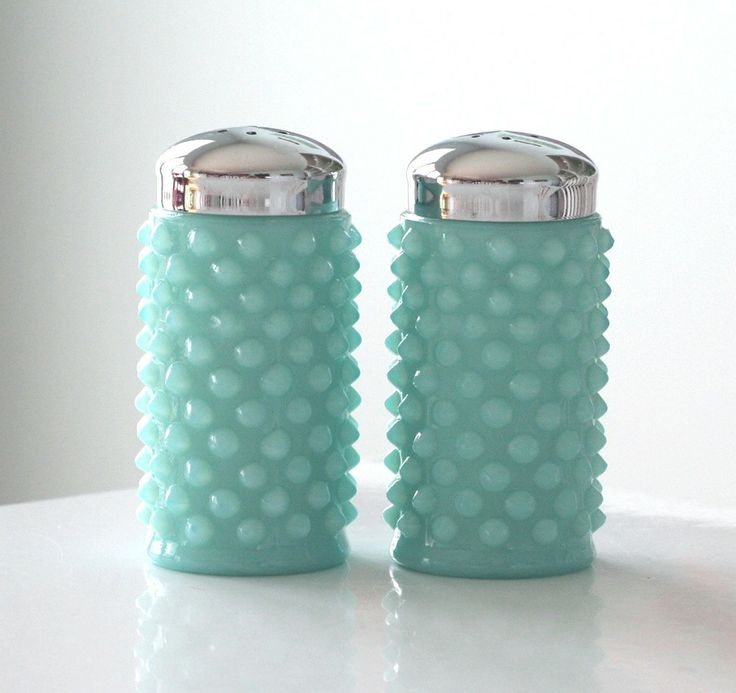 silver Fenton   Hobnail fitflops Turquoise and Everything Shakers Pepper Turquoise Salt and Salts  pietra