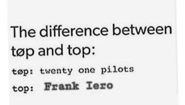 I don't know if i should put this in my tøp board or my mcr board....