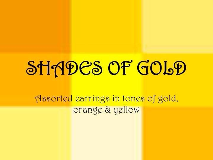 Unique earrings made with a pop of GOLD, RED & ORANGE, a pinch of STYLE and a packet of LOVE xx