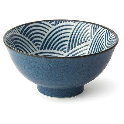 Seigaiha printed bowl.