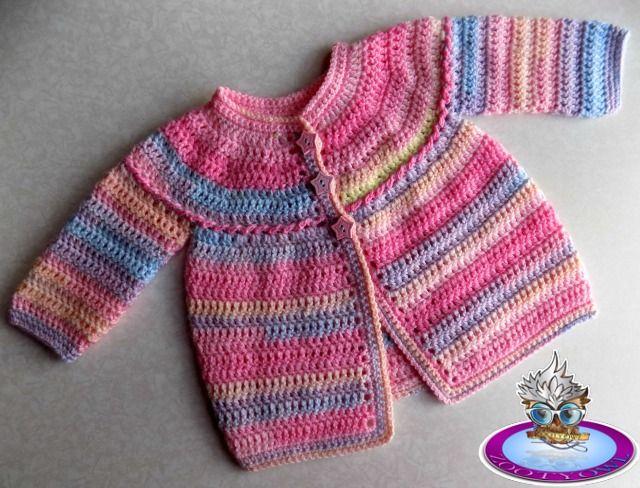 baby sweaters dk crochet pattern