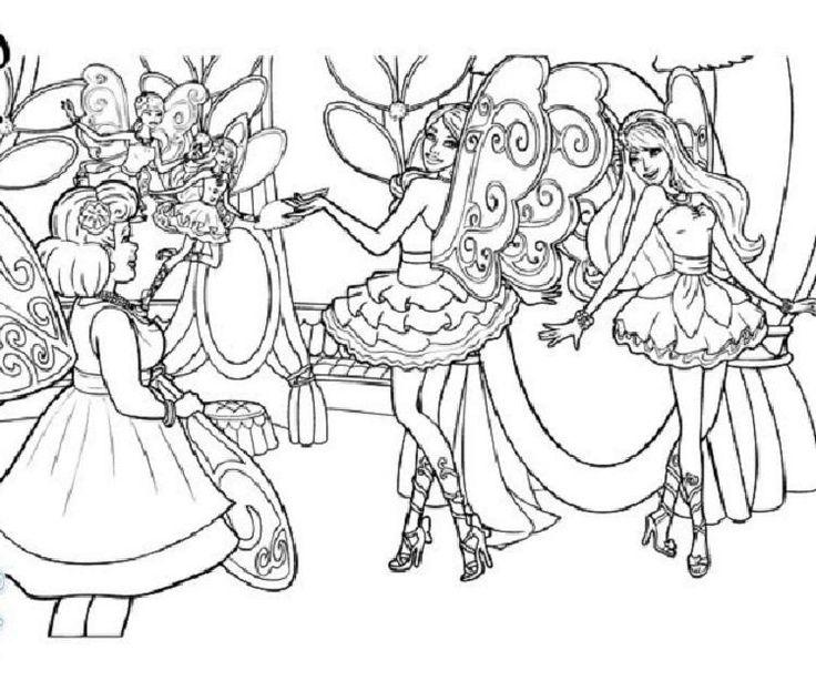 Read moreBarbie Coloring Pages Fairy Secret | Barbie ...
