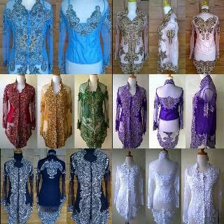Ready for sale kebaya indonesia #traditional fashion