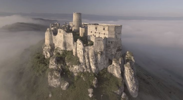 Mohutný a očarujúci: Takto ste Spišský hrad ešte určite nevideli, VIDEO - Spišiakoviny.eu