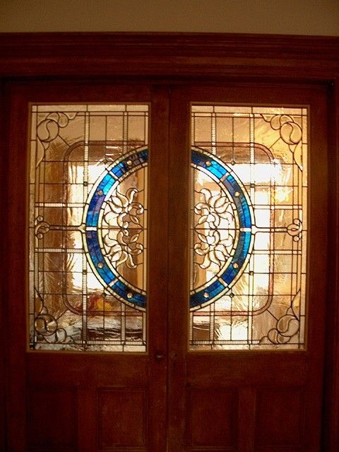 86 Best Glass Doors And Windows Images On Pinterest Stained Glass
