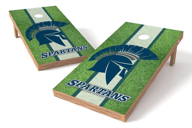 Case Western Spartans Cornhole Board Set - Field