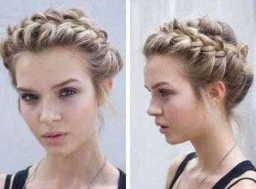 "Косы на короткие волосы: фото и видео-уроки — Женский онлайн журнал ""klublady.ru"""