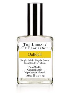 Library of Fragrance Daffodil: Happy St David's Day!