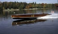 Stogie / Whiplash - Van Dam Custom Wooden Boats