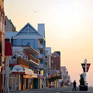 A Budget Weekend Trip to Ocean City | You'll find a great deal at every turn in this All-American boardwalk town. Here is where to go, stay, and eat for a weekend trip that won't cost you more than $500.
