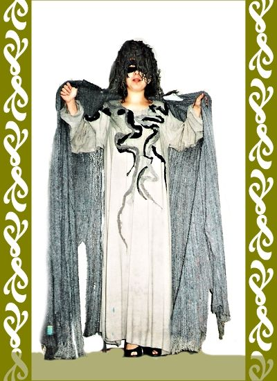 kostým věštkyně, maškarní kostýmy