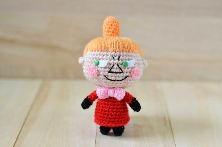 Amigurumi Little My (from the Moomins) - FREE Crochet Pattern / Tutorial