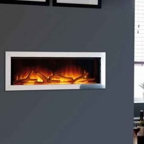 Flamerite Gotham 900 Four Sided Wall Mounted Electric Fire