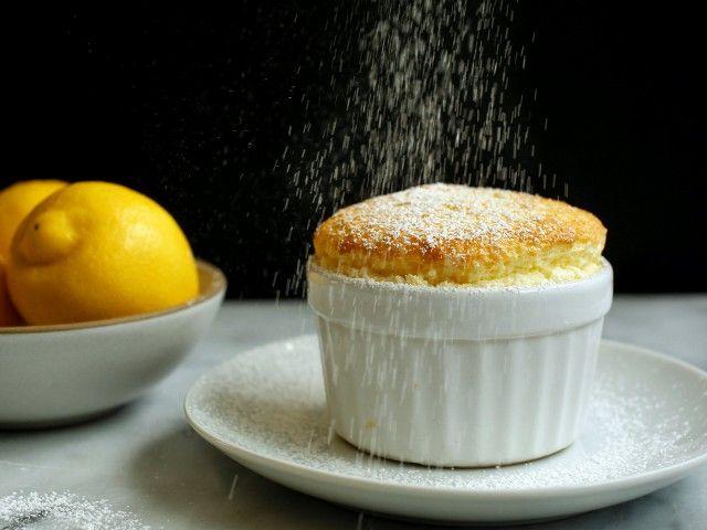 Sufle de limon