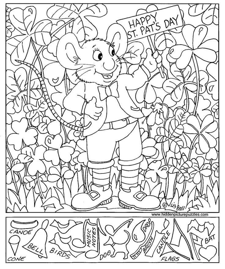 Math Coloring Pages 6th Grade : 3130 best st. patricks day math ideas images on pinterest