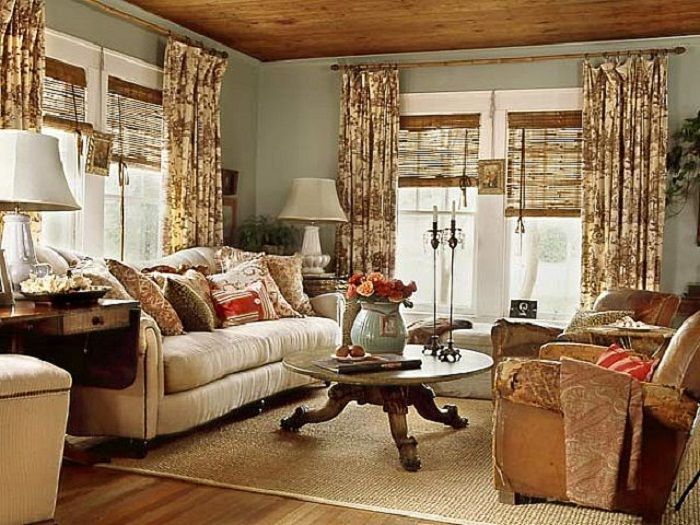 Decorating Ideas Country Cottage Decor Country Family Room