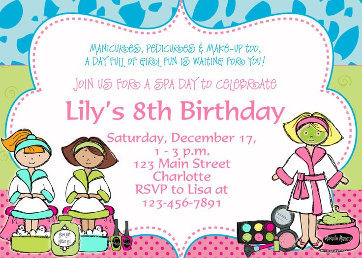 The 25 best Birthday party invitation wording ideas – Kids Birthday Party Invite
