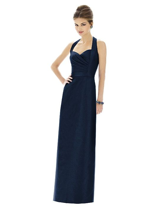 Alfred Sung Style D607 http://www.dessy.com/dresses/bridesmaid/d607/?color=midnight&colorid=47#.VXq28UbStCA