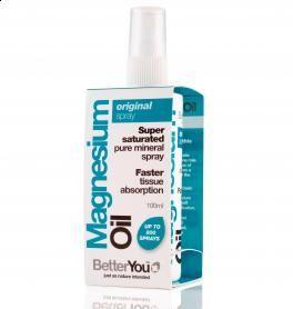 Magnez w sprayu Original Spray BetterYou 100 ml