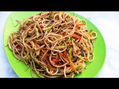 Veg Chowmein Recipe In Hindi | Veg Chowmein Kaise Banaye | sunita's kitchen
