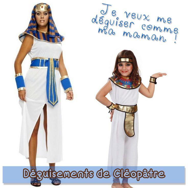 Si l'Egypte antique nous fait toujours autant rêver, c'est grâce aux belles robes que portaient les égyptiennes !
