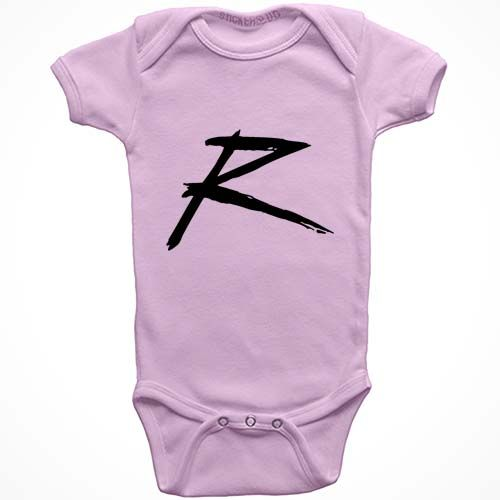 LIAM Baby Bodysuit in Sign Letter Photos 100/% Cotton /& Short Sleeve