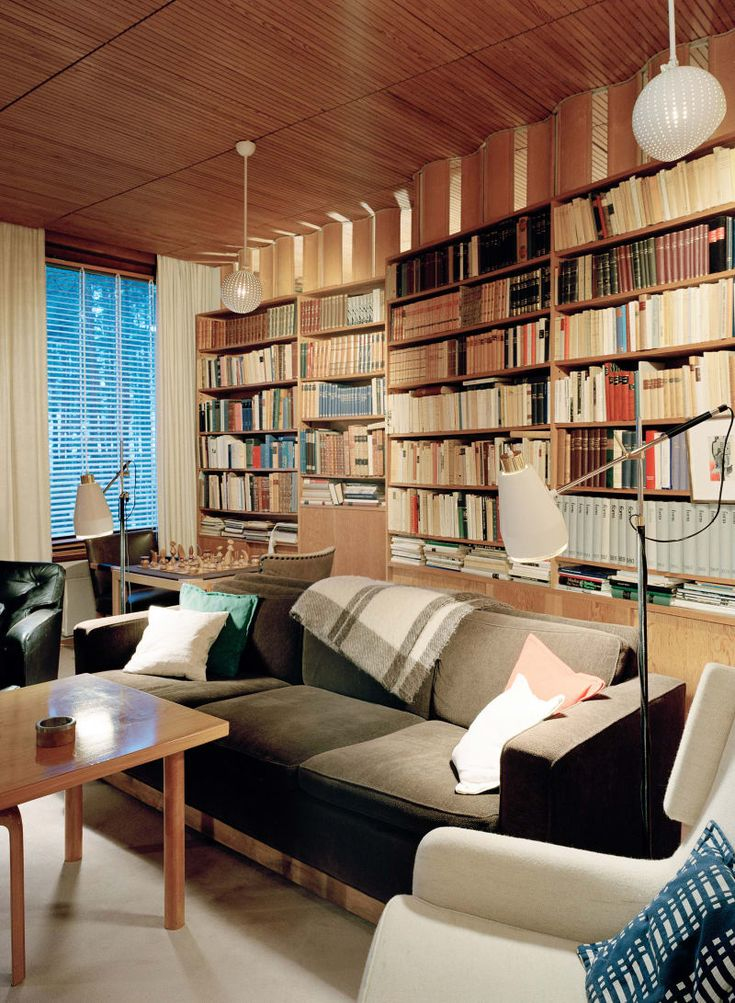 Alvar Aalto, Åke Eson Lindman · Villa Mairea