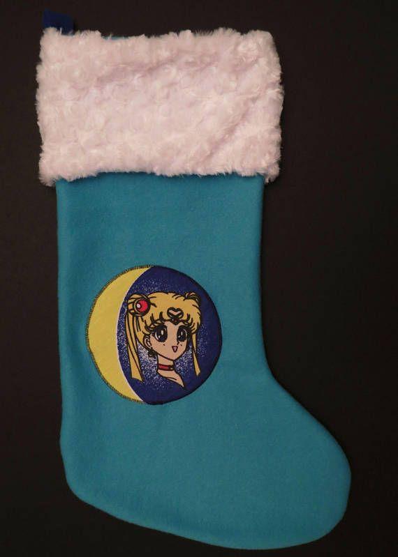 Sailor Moon Christmas Stocking