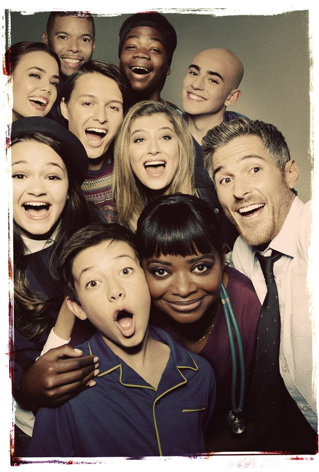Red Band Society (Wednesdays at 9 p.m. on Fox) | What To Watch (Or Avoid) On TV Next Season