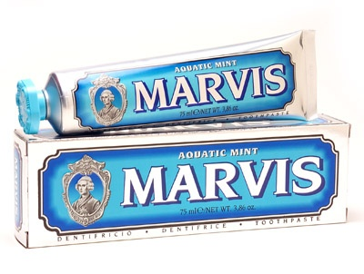 Aquatic Mint Toothpaste | Marvis
