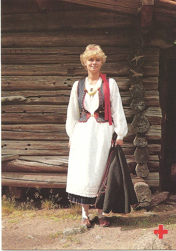 Traditional costumes Finland