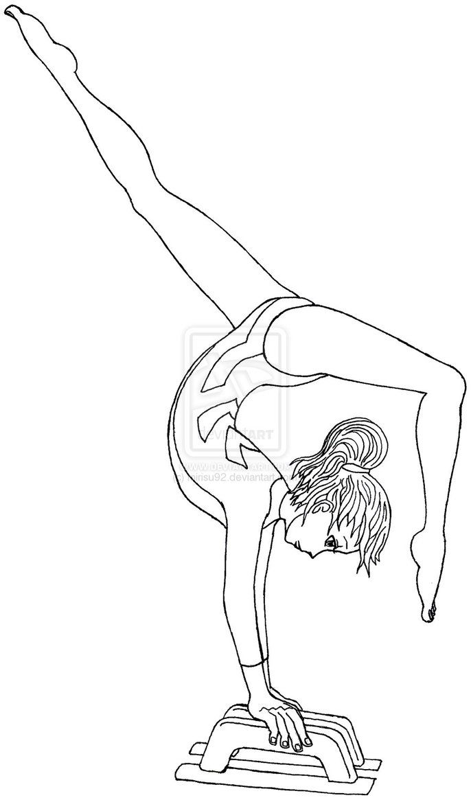 E Gymnastics Colouring Pages Coloring Pages To Print Coloring Pages Sports Coloring Pages