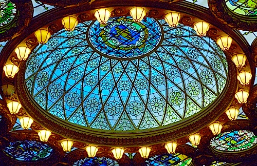 "Boston - Massachusetts State House ""Interior Dome"" by David Paul Ohmer, via Flickr"