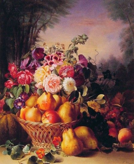 Fruits Painting Pictures