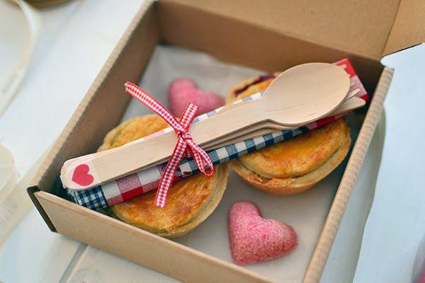 La chica de la casa de caramelo: kit de almuerzo o merienda para regalar