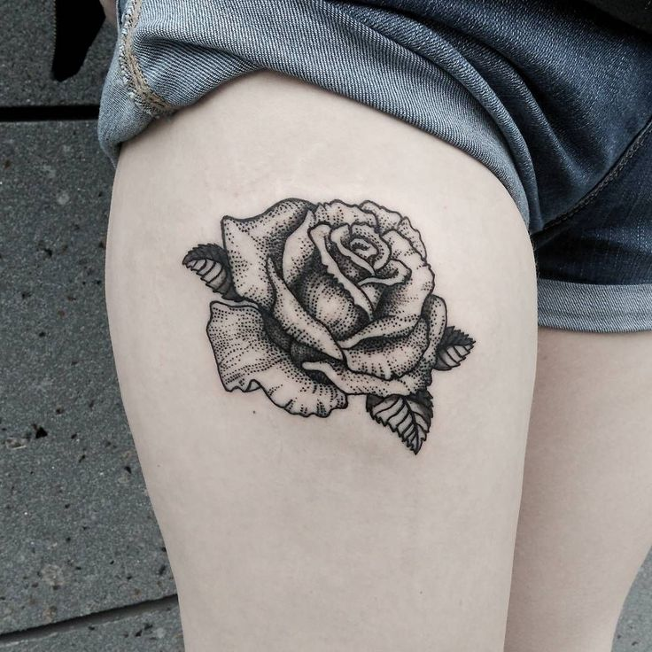 Tattoo Designs Rose: 17 Best Ideas About Rose Tattoos For Men On Pinterest