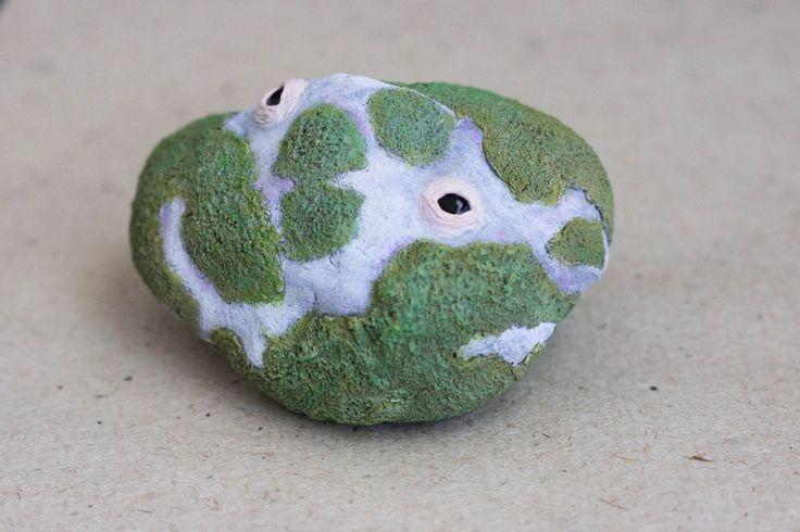 Теплое, мягкое и пушистое: А я таки увлеклась каменными элементалями.