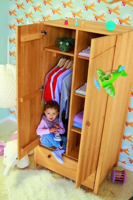 Unterschrank Kühlschrank Ikea ~ 1000+ ideas about Kleiderschrank Massivholz on Pinterest  Holzbett