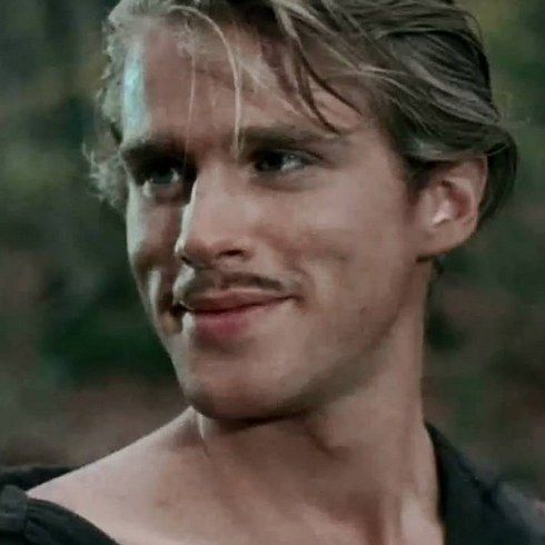 Westley (Cary Elwes) — The Princess Bride | 39 Guys Who Sparked Your Sexual Awakening