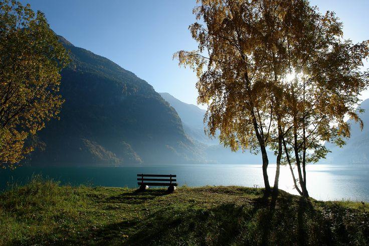Lago di Poschiavo (Alberto Rossattini) .