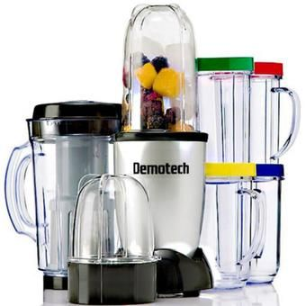 Buy Demotech DMFMS01 Multi-Functional Food Processor And Mixer System online at Lazada. Discount prices and promotional sale on all. Free Shipping.