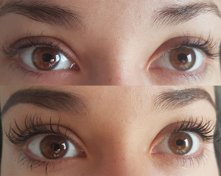Mein Wimperngeheimnis – schöne lange Wimpern