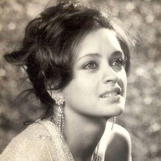 Nafisa Ali at 19 yrs - thank God for cinema. by nafisaalisodhi